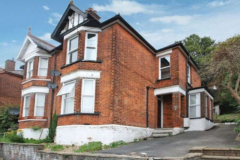 1 Bedroom Flat for sale in Conegra Road, High Wycombe