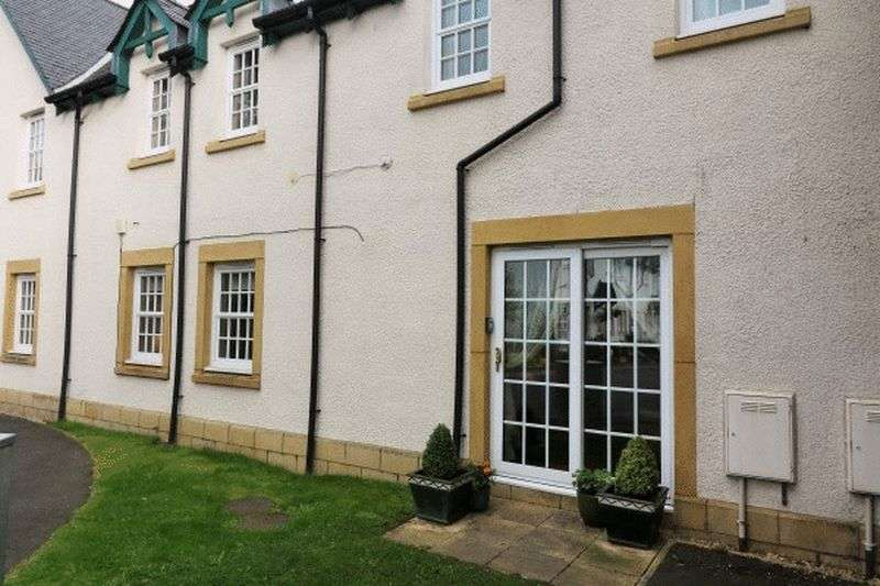 2 Bedrooms Flat for sale in 8 Mains Farm Steading, Cardrona, Peebles.
