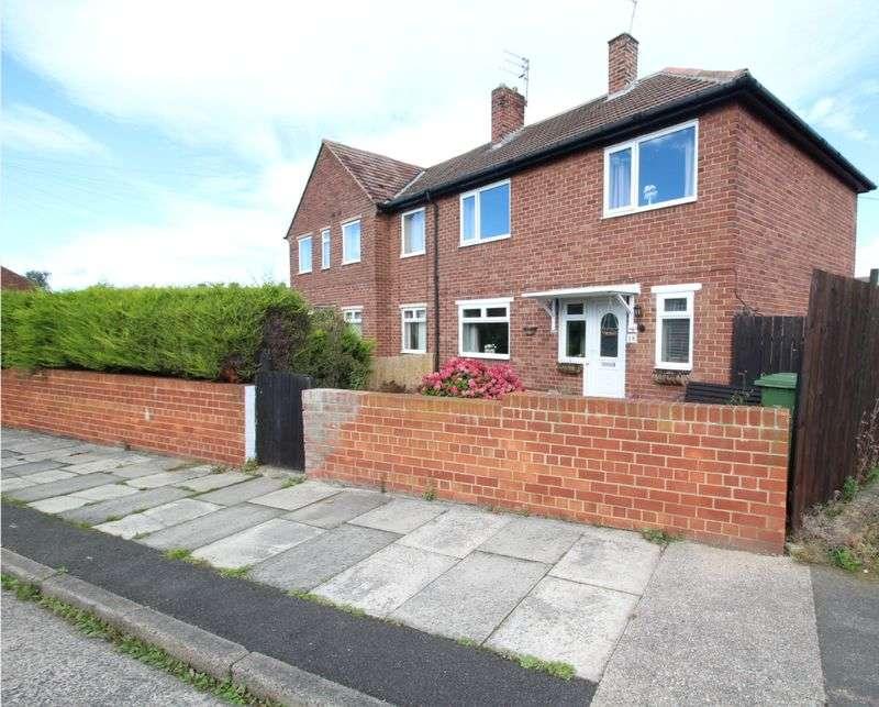 3 Bedrooms Semi Detached House for sale in Mersey Road, Hebburn