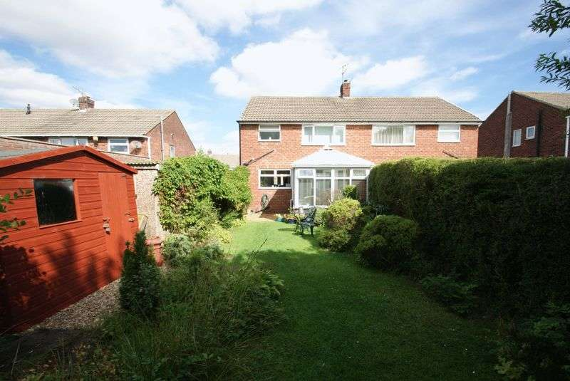 3 Bedrooms Semi Detached House for sale in Chestnut Drive, Middlesbrough