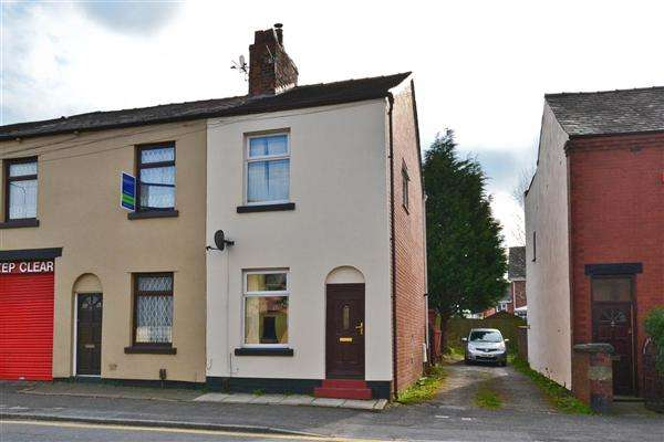2 Bedrooms Terraced House for sale in Preston Road, Standish
