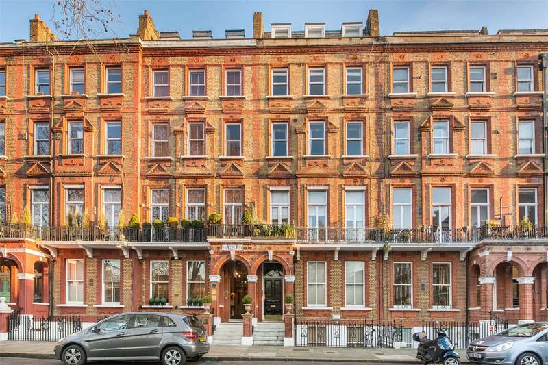 2 Bedrooms Flat for sale in Nevern Square, London, SW5