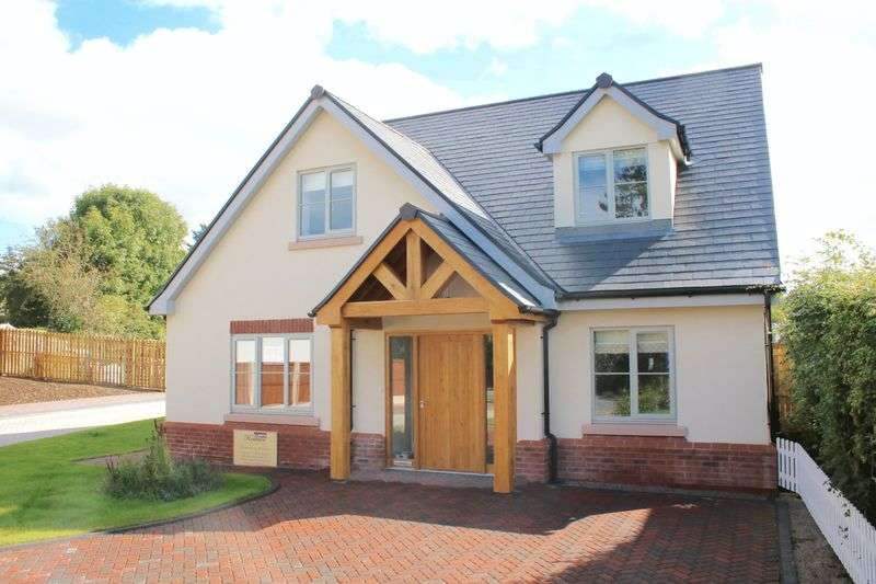 4 Bedrooms Detached House for sale in Lixwm, Holywell