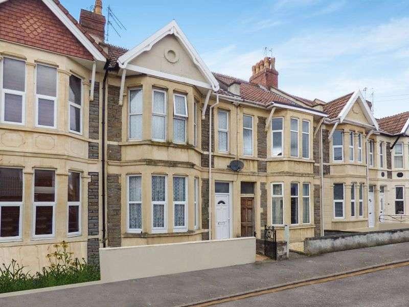 4 Bedrooms Terraced House for sale in Bloomfield Road, Brislington