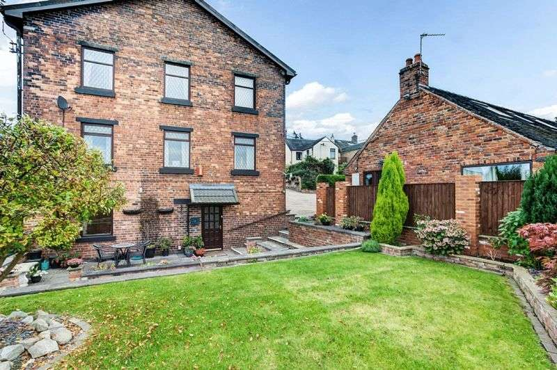 1 Bedroom Flat for sale in Mow Cop Road, Mow Cop