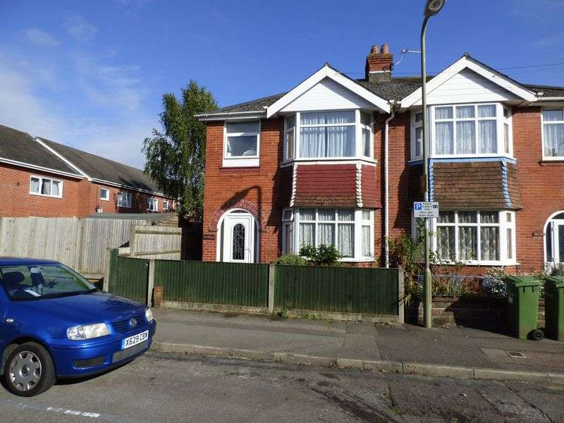 1 Bedroom Flat for sale in CRANBURY ROAD, EASTLEIGH