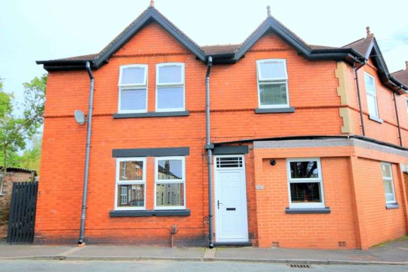 2 Bedrooms Terraced House for sale in Albert Street, Stone