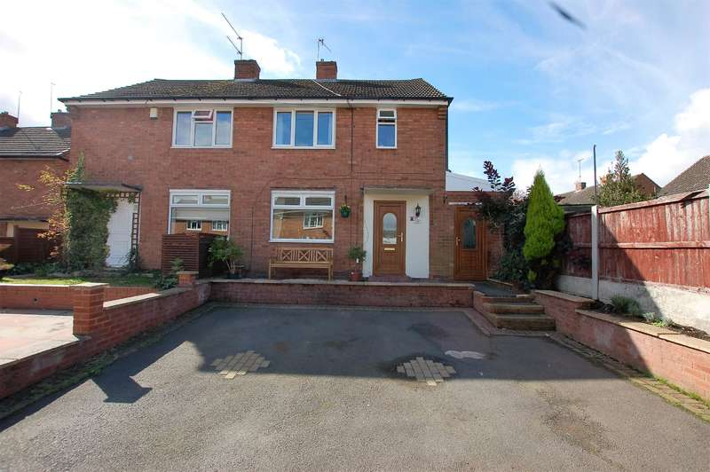 3 Bedrooms Semi Detached House for sale in Charles Road, Quarry Bank, West Midlands, DY5 1AF