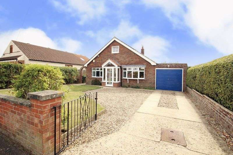 4 Bedrooms Detached Bungalow for sale in Grove Avenue, New Costessey