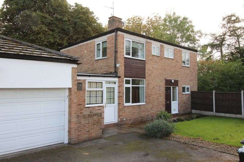 4 Bedrooms Detached House for sale in 7 Sundorne, Overton On Dee, Wrexham