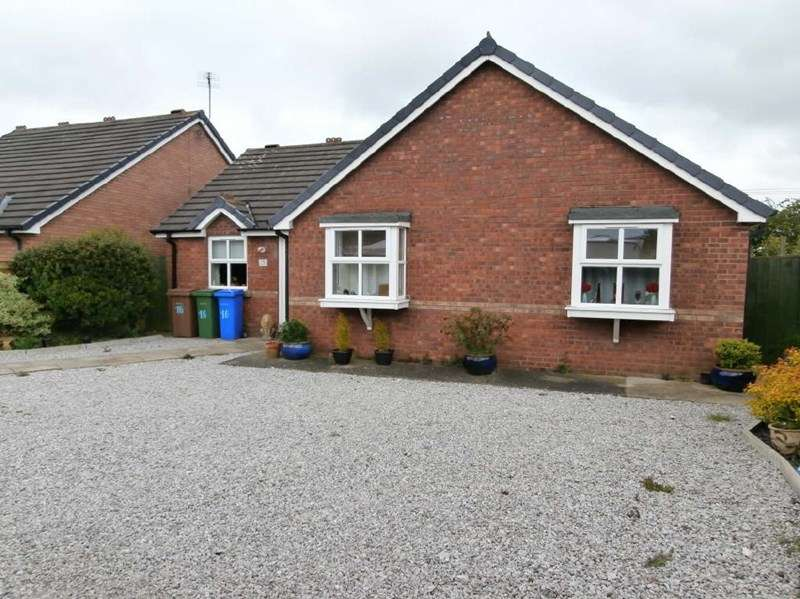 3 Bedrooms Detached Bungalow for sale in Darrell Court, Hedon,