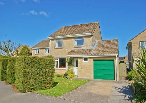 3 Bedrooms Detached House for sale in Doulting, Somerset