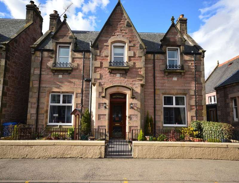 6 Bedrooms Detached House for sale in Kenneth Street, Inverness, IV3