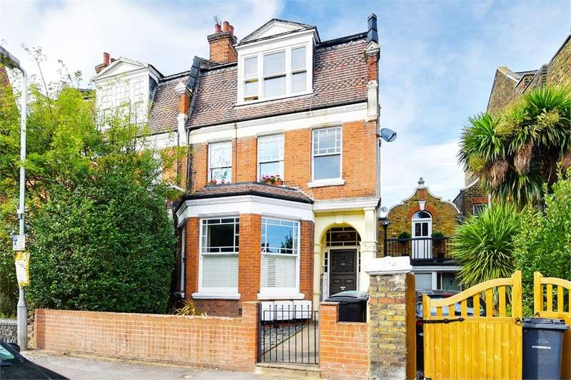 2 Bedrooms Flat for sale in Weston Park, Crouch End, London
