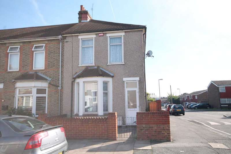 3 Bedrooms End Of Terrace House for sale in Alexandra Road, Erith