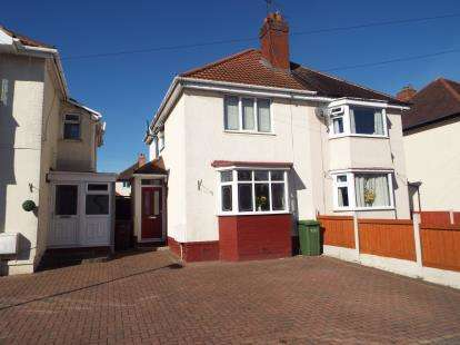 2 Bedrooms Semi Detached House for sale in Howard Road, Olton, Solihull, West Midlands