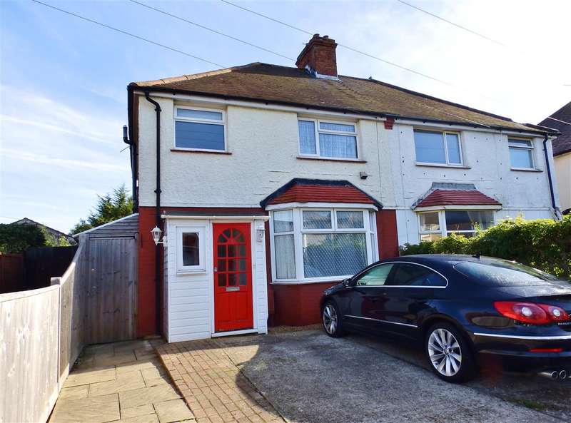 3 Bedrooms Semi Detached House for sale in Brampton Road, Eastbourne
