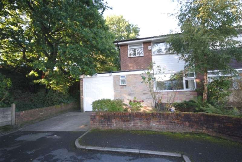 3 Bedrooms Semi Detached House for sale in Quantock Close, Wigan, WN3