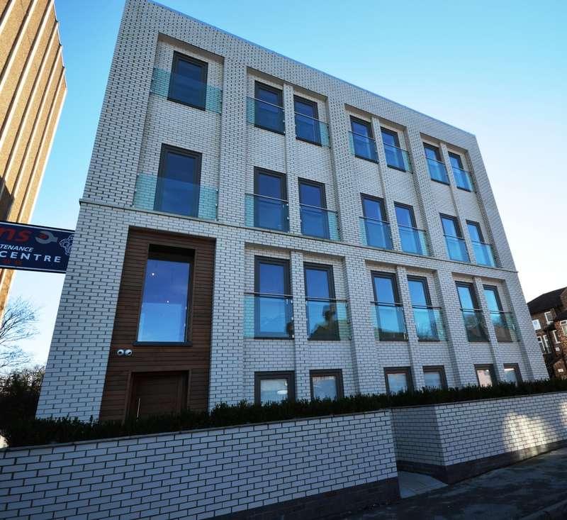 1 Bedroom Flat for sale in Oak Meadow Apartments, Cheadle Hulme