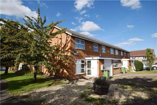 3 Bedrooms End Of Terrace House for sale in Kempton Grove, CHELTENHAM, Gloucestershire, GL51 0JU