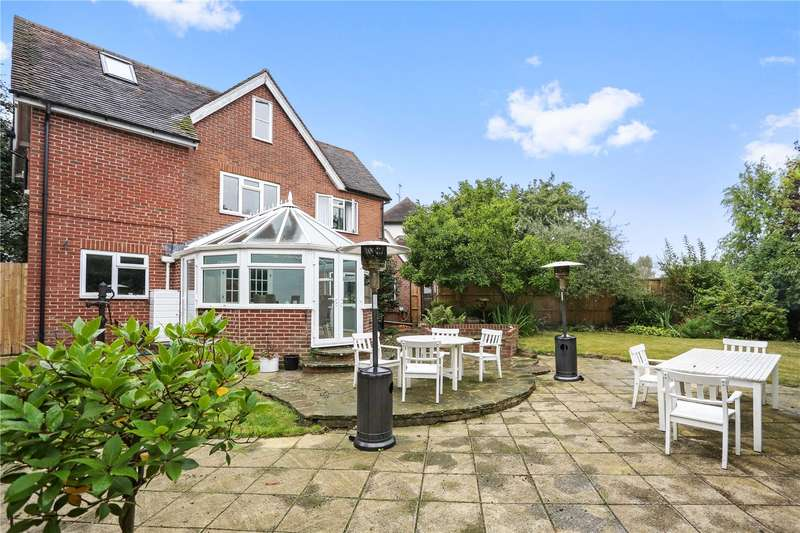 4 Bedrooms Detached House for sale in Mill Lane, Sayers Common, Hassocks, West Sussex, BN6