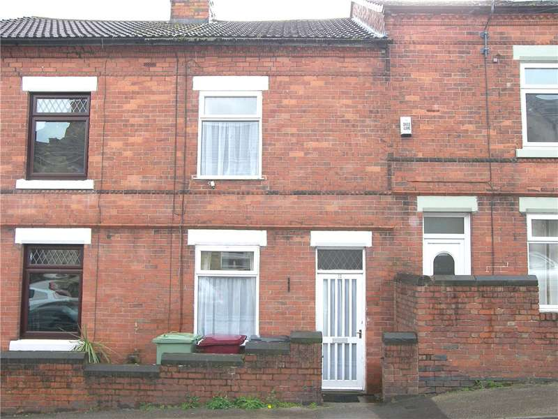 2 Bedrooms Terraced House for sale in Hardwick Street, Tibshelf, Derbyshire, DE55