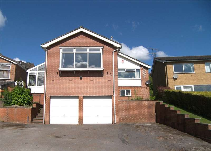 4 Bedrooms Detached House for sale in Lodge Drive, Belper, Derbyshire, DE56