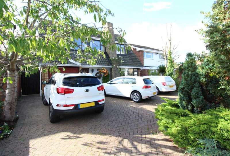 3 Bedrooms Detached House for sale in Laindon