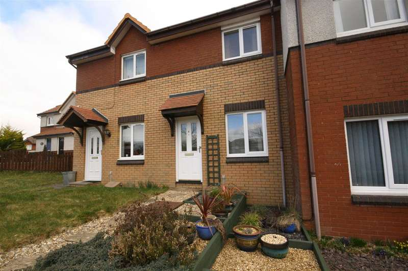 2 Bedrooms Terraced House for sale in Harlow Avenue, Brightons, Falkirk