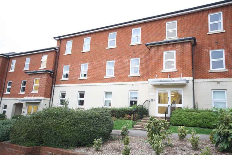 1 Bedroom Apartment Flat for sale in Appleby Court, Fareham