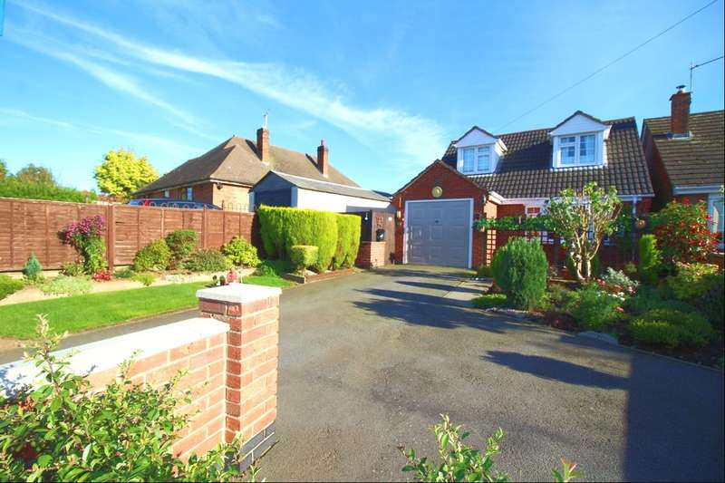 3 Bedrooms Detached Bungalow for sale in Main Street, Nailstone, Nuneaton, CV13