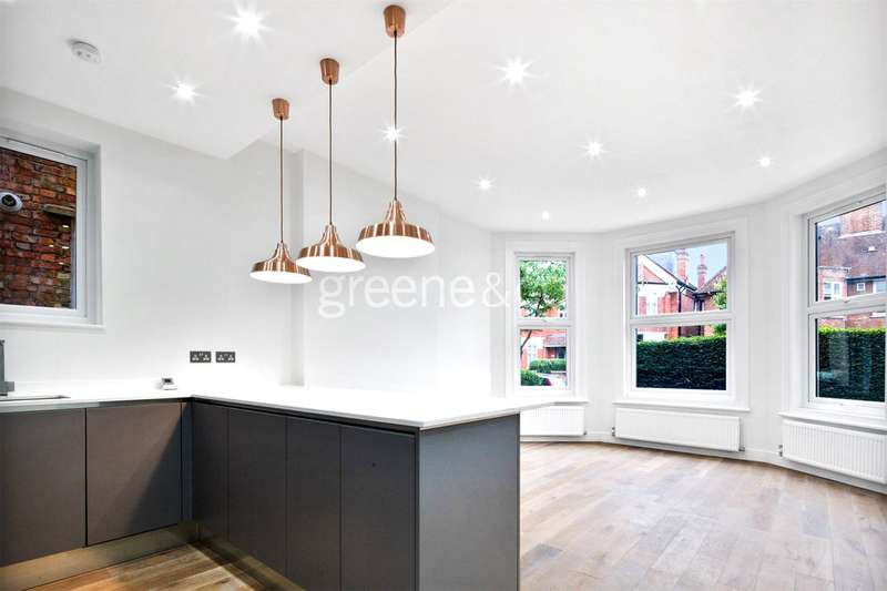 1 Bedroom Flat for sale in Fordwych Road, Cricklewood, NW2