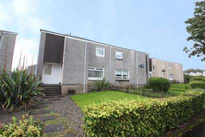 3 Bedrooms Semi Detached House for sale in Curlew Place, Johnstone, Renfrewshire