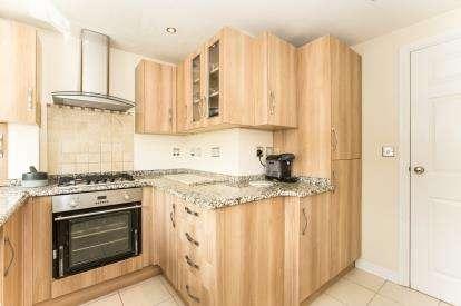 2 Bedrooms Maisonette Flat for sale in Savanna Court, High Street, Buckden, Cambridgeshire