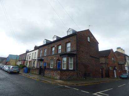 2 Bedrooms Flat for sale in Chestnut Grove, Wavertree, Liverpool, Merseyside, L15