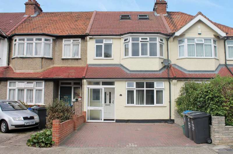 5 Bedrooms Semi Detached House for sale in Franks Avenue, New Malden
