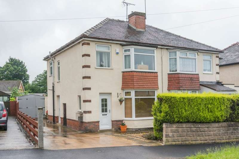 3 Bedrooms Semi Detached House for sale in Glen View Road, Meadowhead