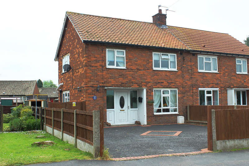3 Bedrooms Semi Detached House for sale in Town End Avenue, Carlton, Goole