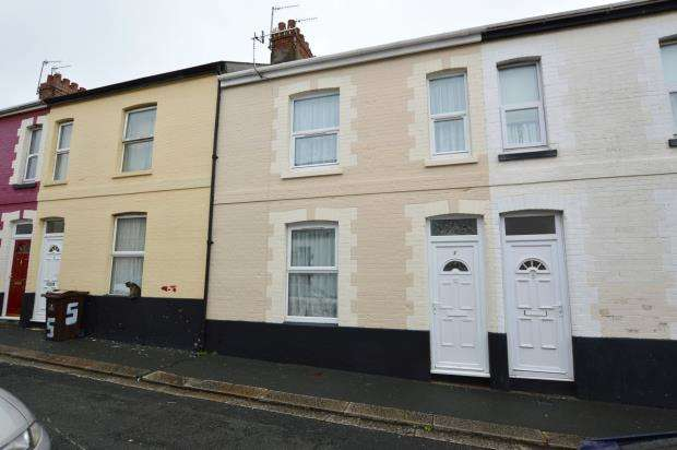 2 Bedrooms Terraced House for sale in Britannia Place, Plymouth, Devon