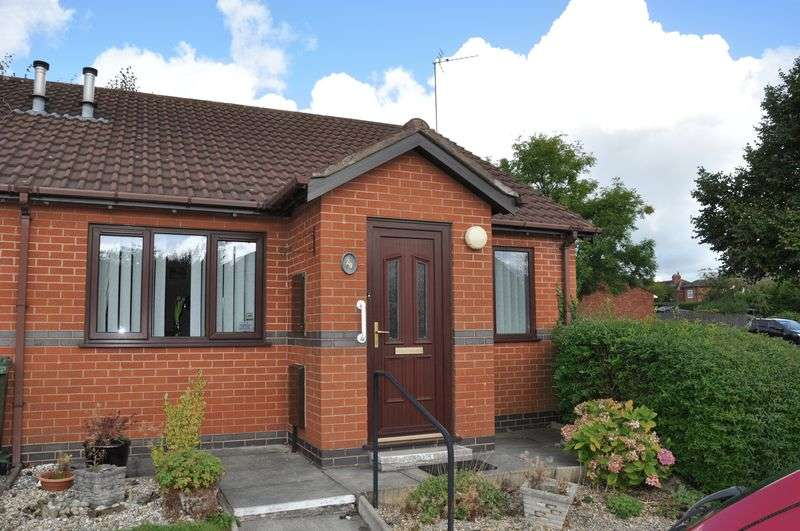 2 Bedrooms Semi Detached Bungalow for sale in St. Marys Gate, Euxton
