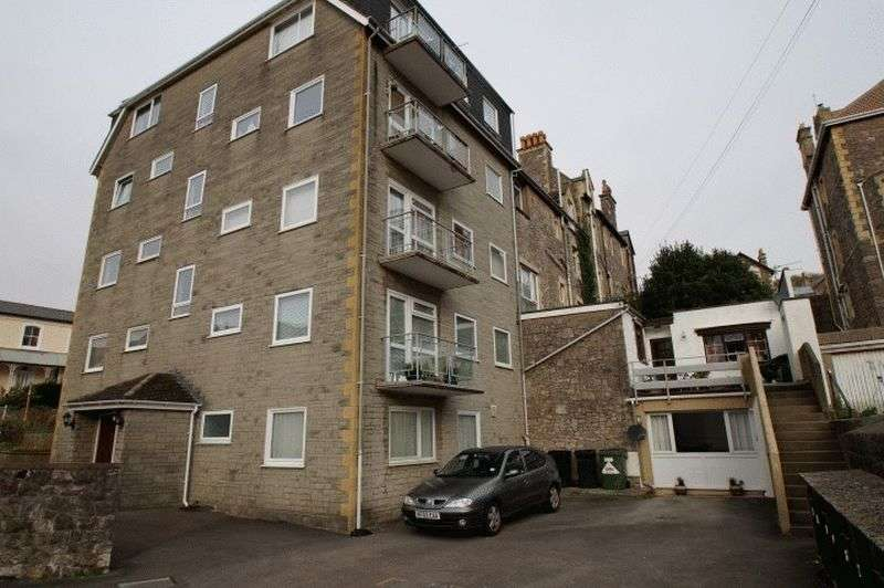 1 Bedroom Flat for sale in Paragon Road, Weston-Super-Mare