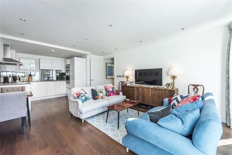 2 Bedrooms Flat for sale in Morea Mews, Highbury, London, N5