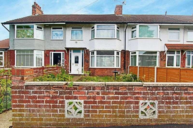 3 Bedrooms Terraced House for sale in Beverley Road, Hessle