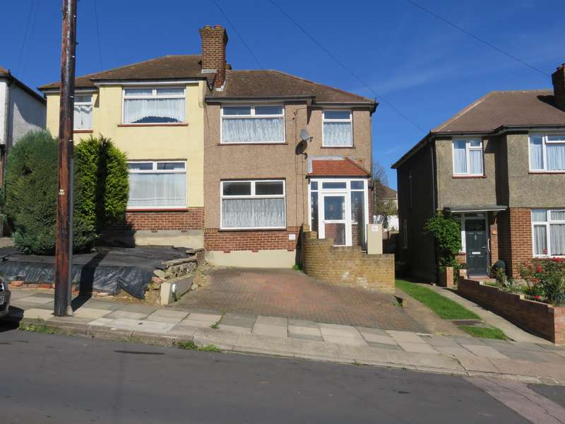 3 Bedrooms Semi Detached House for sale in Duncroft, Plumstead, London, SE18 2HZ