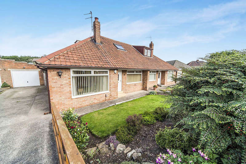 2 Bedrooms Semi Detached Bungalow for sale in Firtree Avenue, Middlesbrough, TS6