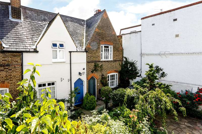 2 Bedrooms Terraced House for sale in Denmark Road, London, SW19