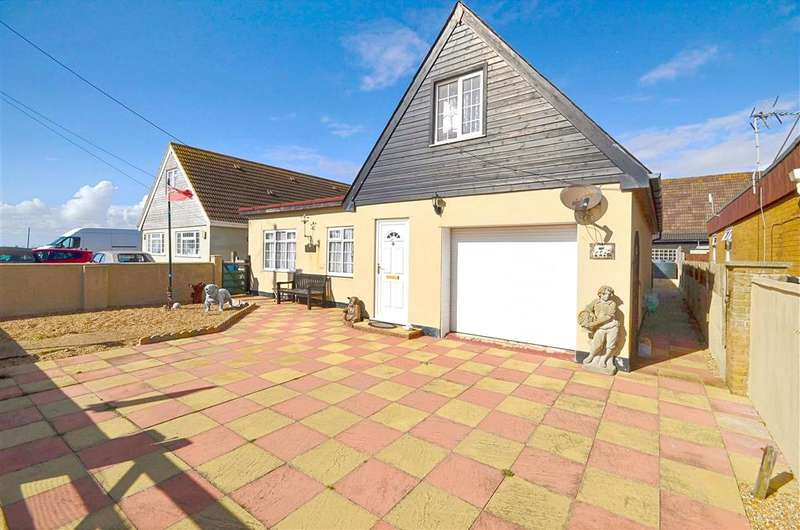 2 Bedrooms Bungalow for sale in Battery Road, Lydd On Sea, Kent