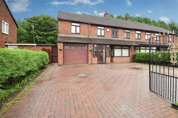 5 Bedrooms Semi Detached House for sale in Portland Road, BIRMINGHAM, West Midlands