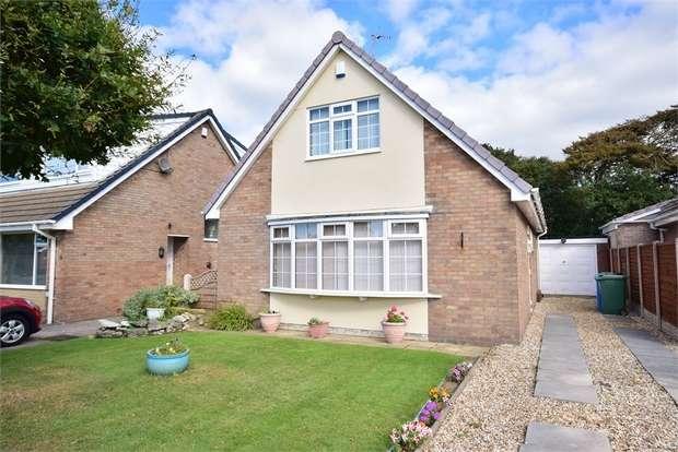 3 Bedrooms Detached Bungalow for sale in Oakwood Avenue, LYTHAM ST ANNES, Lancashire