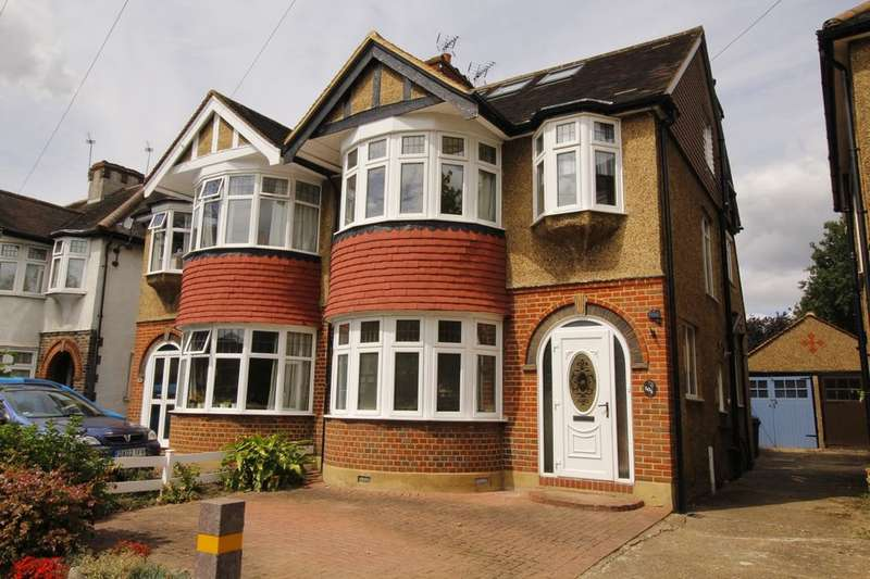 5 Bedrooms Semi Detached House for sale in Alexandra Drive, Surbiton, KT5